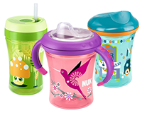 NUK Easy Learning Cups
